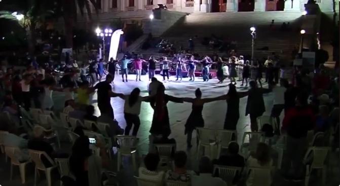 Η «Άλλη διάσταση» του Κώστα Αρβανίτη στην Σύρο