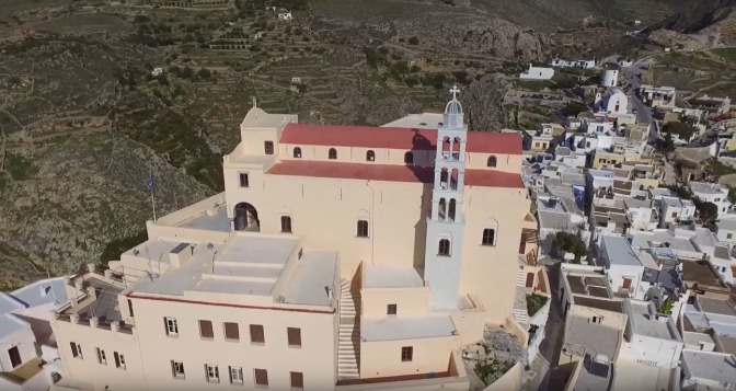 Άνω Σύρος, Κυκλάδες, Ελλάδα – Ano Syros, Cyclades, Greece