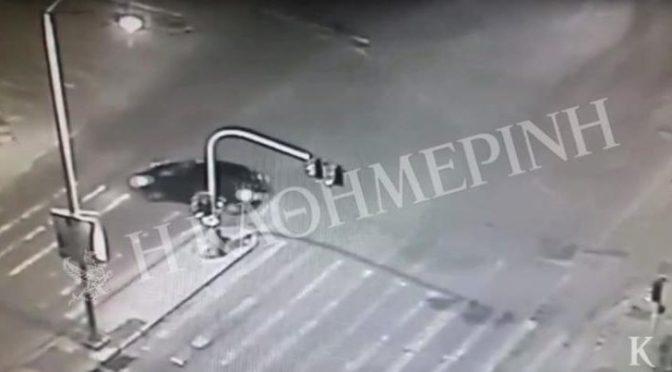 Κάμερα ασφαλείας που λειτουργεί στην ταράτσα του κτηρίου κατέγραψε τις κινήσεις των δραστών της βομβιστικής επίθεσης