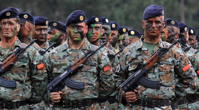 Ο εφιάλτης γίνεται πραγματικότητα: Έρχεται αμυντική συνεργασία με τα Σκόπια! – Θα δούμε & κοινές ασκήσεις;