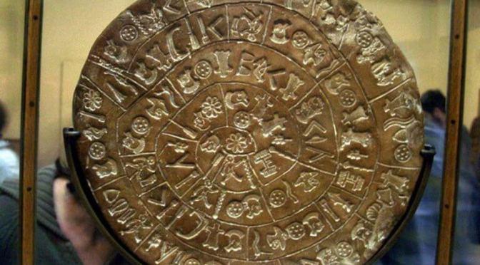 «Διάβασαν» τον δίσκο της Φαιστού! Μυστικά 3.700 ετών έρχονται στο φως»