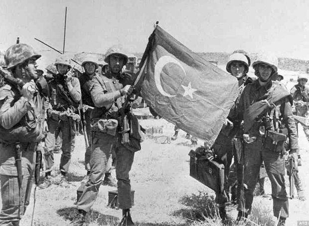 45 χρόνια από τον Αττίλα στην Κύπρο