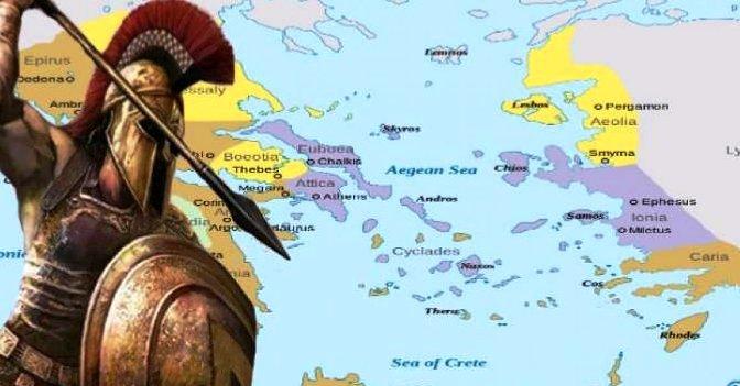 Ιστορία και ονομασίες των αρχαίων ελληνικών φύλων που γέννησαν το ελληνικό Εθνος