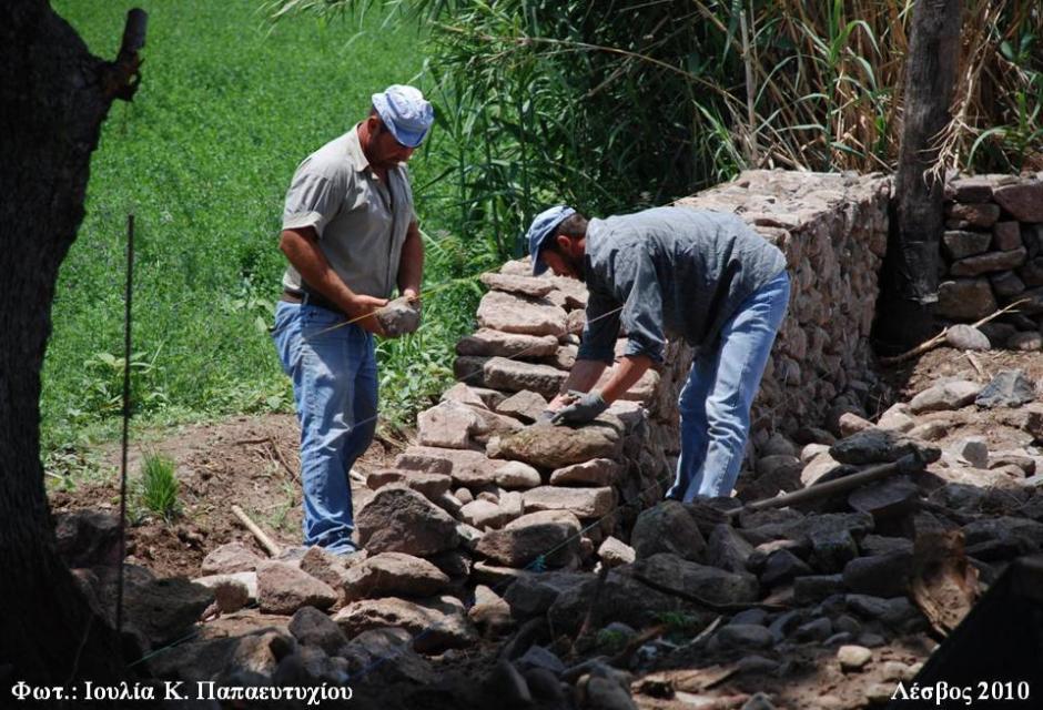 UNESCO: Η Τέχνη της Ξερολιθιάς εντάχθηκε στην Αύλη Πολιτιστική Κληρονομιά