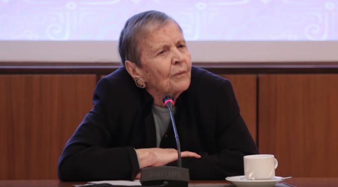 Βυζάντιο η δική μας ιστορία – Ελένη Γλύκατζη Αρβελέρ | Όμιλος Υγεία